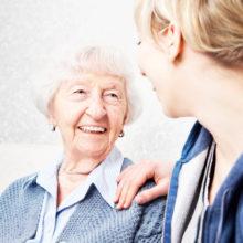 Long Term Care (LTC) 24/7 at Gulf Pointe Plaza nursing home in Rockport, Texas, near Corpus Christi.