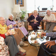 Seniors leave good Reviews, Ratings, and Testimonials for Gulf Pointe Plaza.